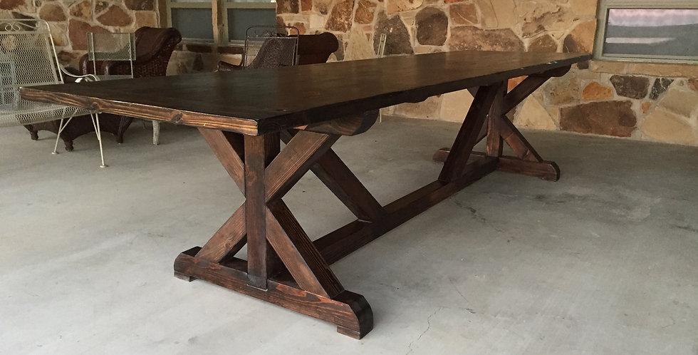 Classic Farm House Table
