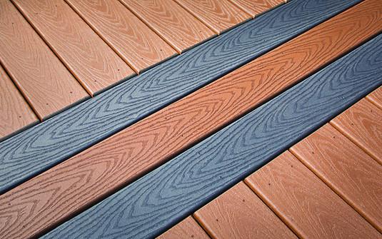 trex composite deck material close up.JP