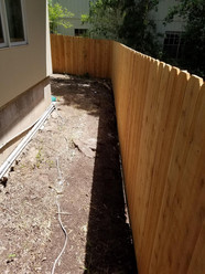residential wood fence installation austin tx