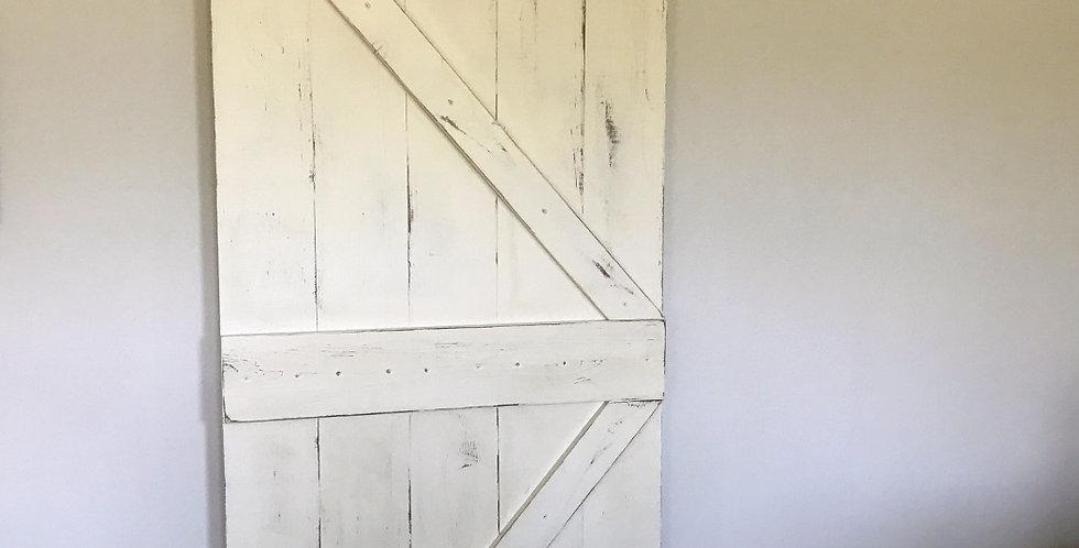 Single Barn Door