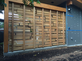 custom wood fence design and installation austin tx