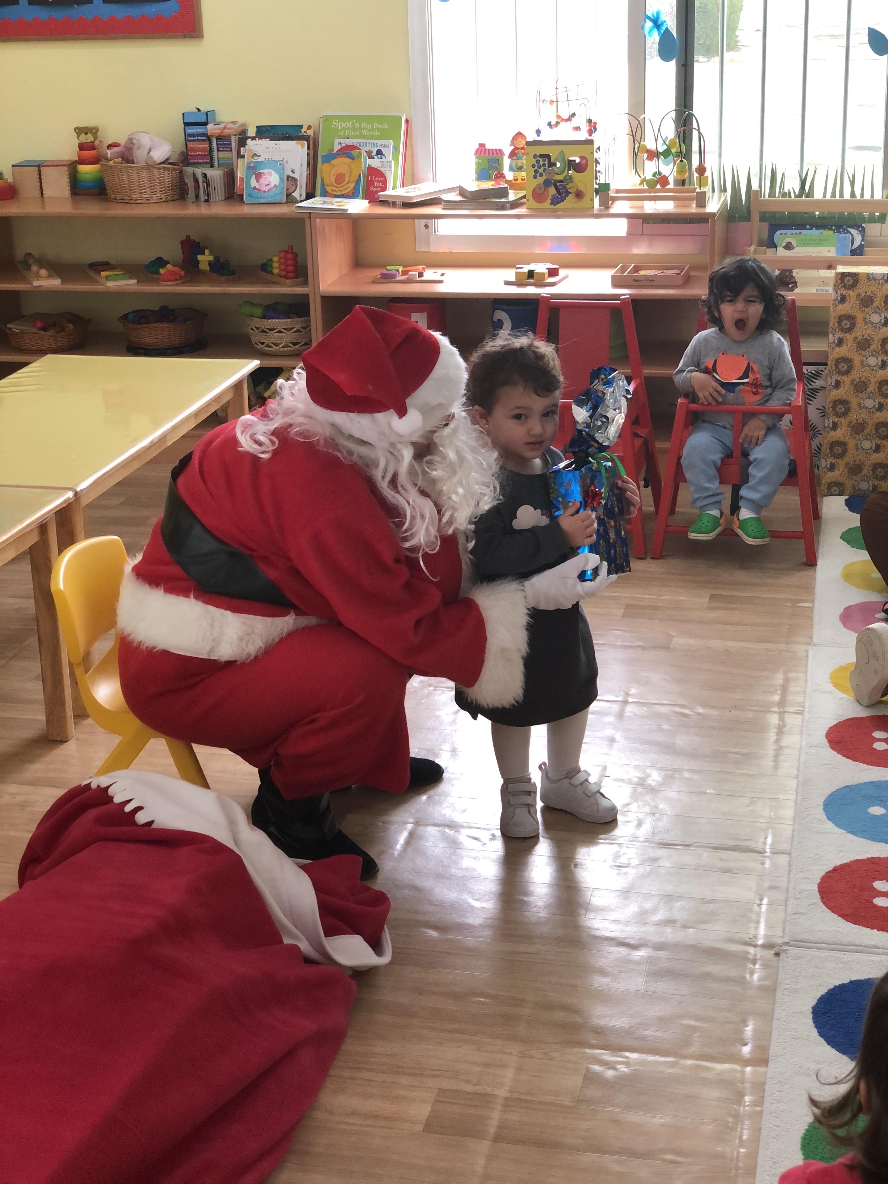 Santa's Visit