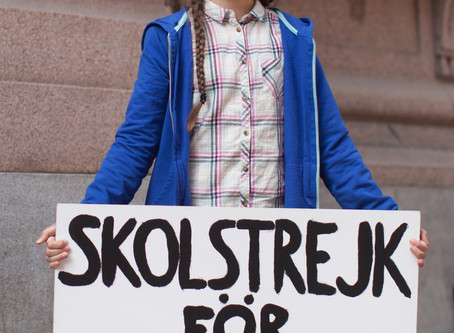 Greta Thunberg and The Fight Against Climate Change