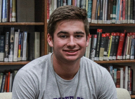 MJHS Kicker Tyler Johnson is BearTalk's First Athletic Spotlight