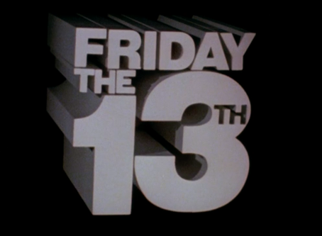 The Curse of Friday the 13th
