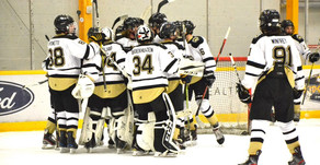 Hockey Team Nets 17-4 Season Record