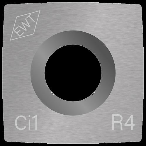 "Ci1 R4 Carbide Cutter - 4"" Radius"