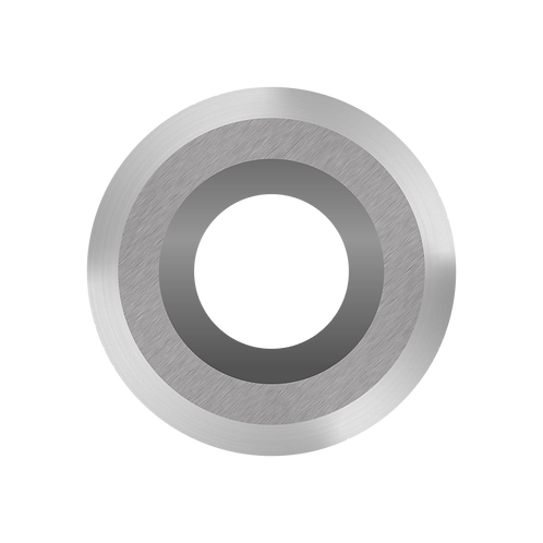 Ci3 NR Carbide Cutter -Round NEGATIVE RAKE