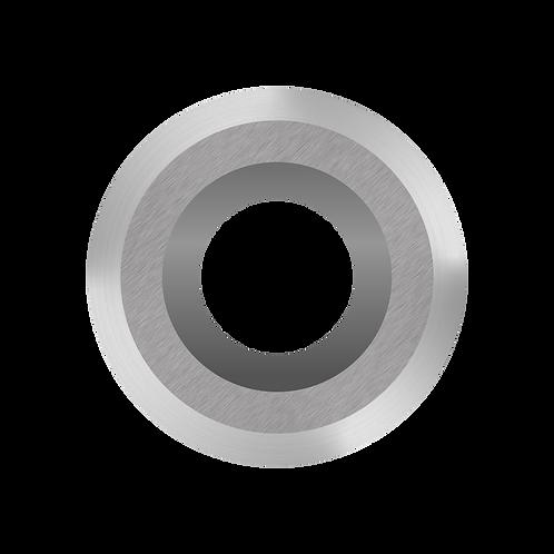 Ci3 NR Negative Rake Carbide Cutter - Round, Pat. No. D902967