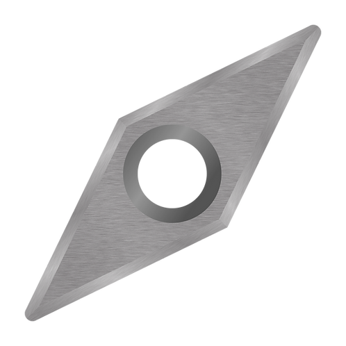 Ci4 NR Negative Rake Carbide Cutter - Diamond, Pat. No. D902966