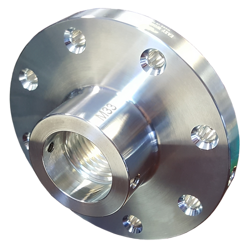 M33 X 3.5 X 114 mm Diameter Faceplate