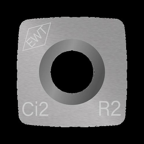 "Ci2 R2 Carbide Cutter - 2"" Radius"
