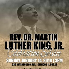 MLK Celebration Service