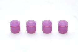 Suspensiones poliuretano violeta