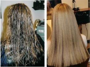 Кератирование волос BRAZILIAN BLOWOUT
