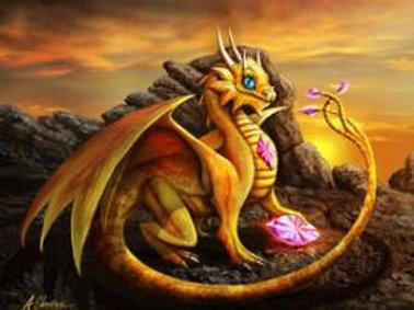 Fire Gem Dragons