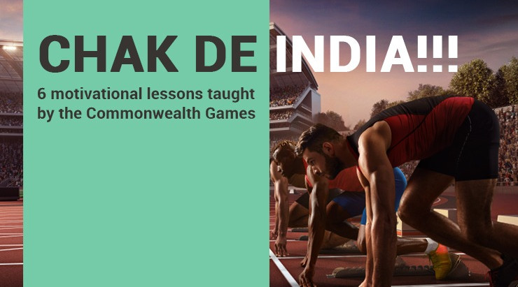 Chak De India!!! 6 motivational lessons taught by the Commonwealth Games