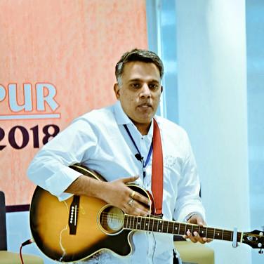 Interacting with Academicians at MIHAN Nagpur