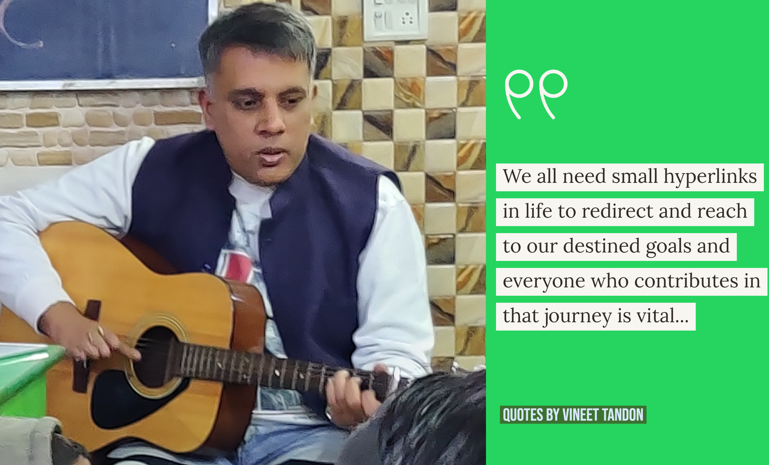 Quotes By Vineet Tandon 07