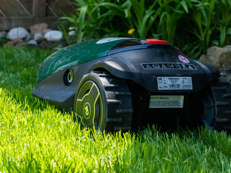 How TurfBot's Mowing Heights Help Enhance the Health of Your Lawn