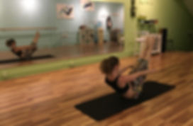 pilates studio Ohio