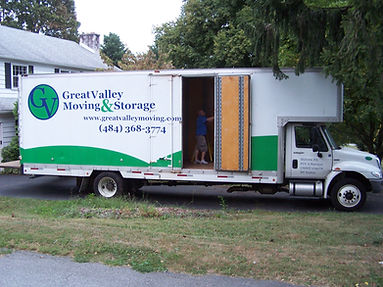 Local movers Chester County