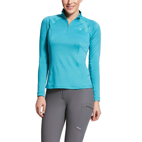 Ariat Sunstopper Shirt Turquoise