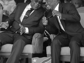 Silence, Kabila et Tshisekedi au point d'achèvement
