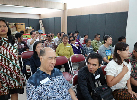 Easter Service and Health Care by Atma Jaya (14 April 2018)