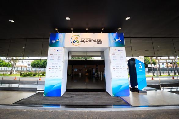 Congresso Aço Brasil 2019