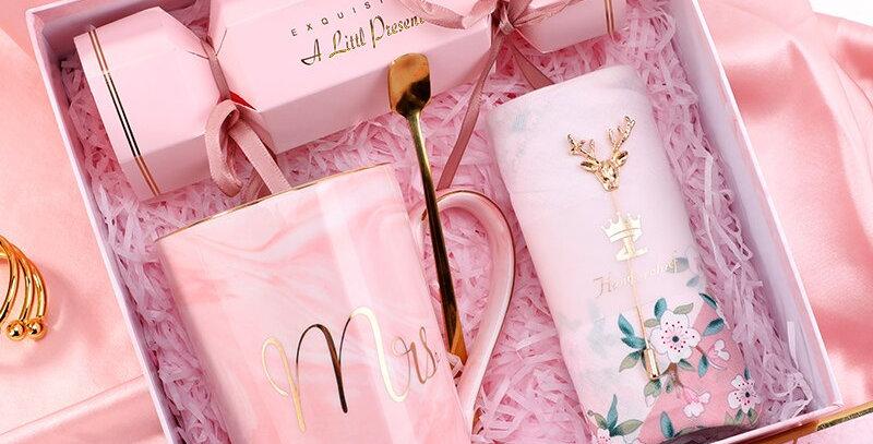 Custom Ceramic Cup Set