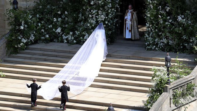 My Top 5 Favorite Parts About the Royal Wedding