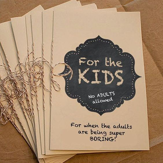 Are You Inviting Children To Your Wedding?