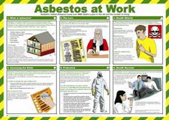 Asbestos at work