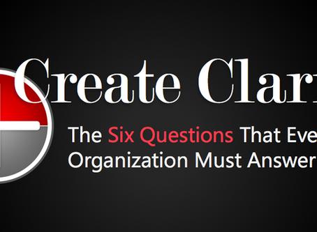 Create Clarity