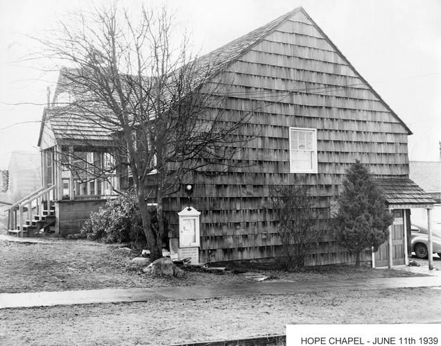 1939 Hope Chapel