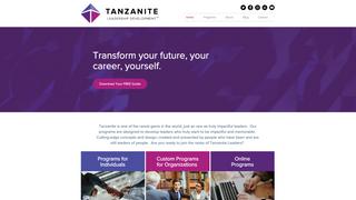 Tanzanite Leadership Development