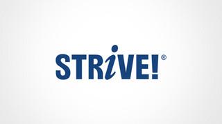 STRIVE! Logo Design