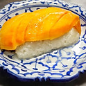 Sweet Sticky Rice with Mango (seasonal)