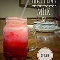 Thai Pink Milk