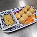 A11 Fish Ball (2 skewers)