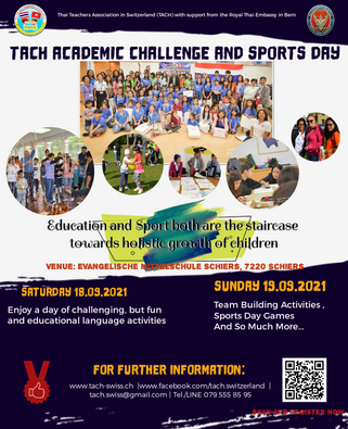 TACH ACADEMIC CHALLENGE AND SPORTS DAY