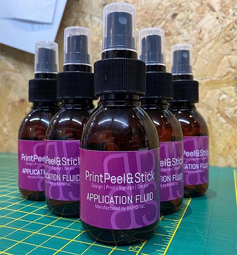 RapidTac Cleaner & Application Fluid