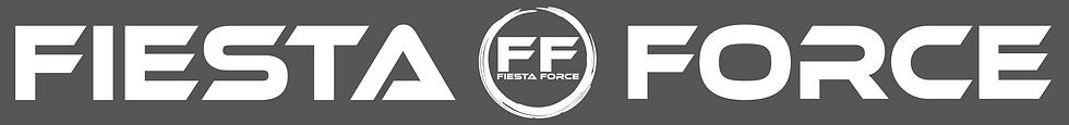 Fiesta Force Sunstrip Text & Logo