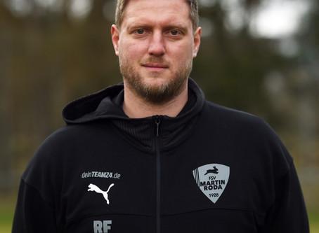 Kurzinterview zum Thüringer Landespokal - Robert Fischer, der Trainer über den Underdog