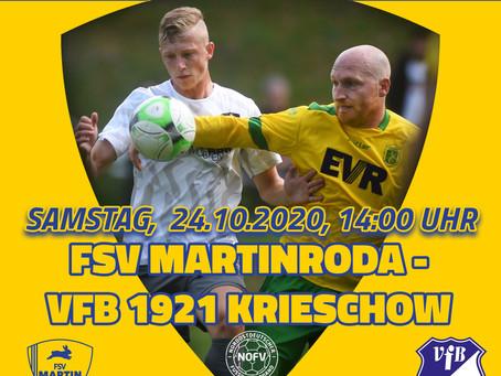Heimspiel-Samstag unserer Oberliga-Mannschaft