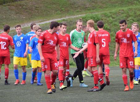 B-Junioren siegen im Testspiel gegen den TSV Aubstadt