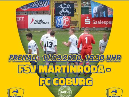 Erste Mannschaft testet gegen den FC Coburg, Traditionsmannschaft spielt ebenfalls