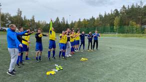 U23 gewinnt dritte Hauptrunde des Kreispokals Mittelthüringen gegen den FSV Gräfenroda mit 7-5 n.V.