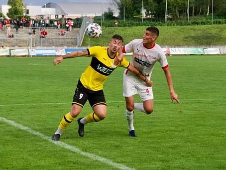 Hertels' neuer Sturmpartner beim FSV Martinroda